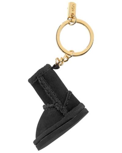 Schlüsselanhänger gold / schwarz