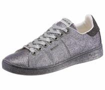 Sneaker 'brompton Part' taupe / silber