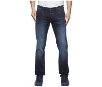 "Jeans ""slim Saber Cbbst"" blau"