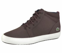 Sneaker 'Ampthill Chukka 317 1 Caw' dunkelbraun