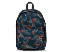 'Out of Office Rucksack' 44 cm mit Laptopfach mischfarben