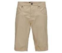 Lange Lester Shorts braun