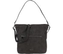 Handtasche 'Twiggy' schwarz