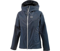 'North Ridge' Funktionsjacke dunkelblau