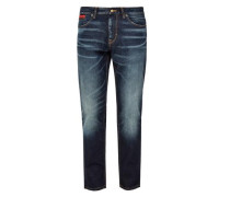 'Scube Relaxed' Colored-Denim