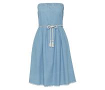 Bandeau-Kleid 'Viabi' blue denim