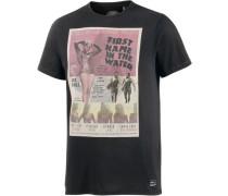 The 60's T-Shirt Herren schwarz