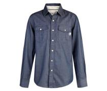 Hemd Moxie für Jungen blau