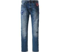 Jeans Clifford für Jungen blau / dunkelblau