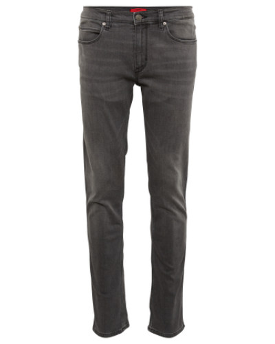Slim-Fit-Jeans ' 708' grey denim