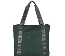 Adays Adisa M Shopper Tasche 33 cm Laptopfach grün