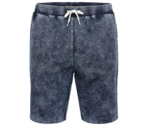 Sweatshorts blau