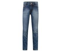 Jeans Skinny Fit Alco für Jungen blau