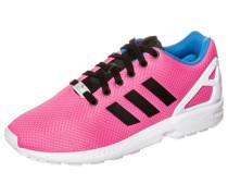 ZX Flux Sneaker pink / schwarz