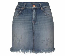 Jeansrock 'elnan' blue denim