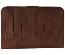 Shabby Chic Geldbörse 125 cm braun