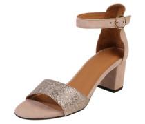 Sandale 'Classy' puder