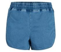 Klassische Shorts blue denim