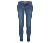 Slimfit Jeans 'nmeve' blau