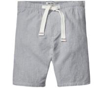 """Shorts """"thdm Twisted Yarn Beach Short 14"""" grau"""
