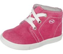 Lauflernschuhe für Mädchen pink / naturweiß