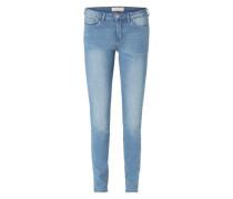 Skinny Jeans 'Jona' hellblau