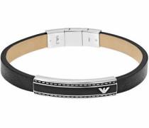Armband 'egs1923040' schwarz / silber