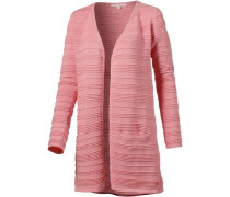 Strickjacke Damen rosé