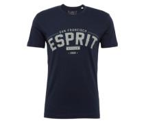 T-Shirt 'N cn aw ss' navy