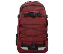 Backpack New Laptop 'Louis' Rucksack 50 cm rot