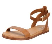 Sandale 'Gwenna' braun