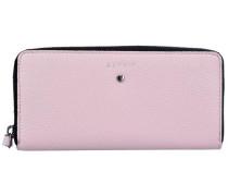 'Ava' Geldbörse rosa