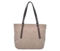 'Tamia' Shopper Tasche 50 cm hellbraun