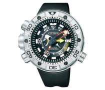 "Armbanduhr ""bn2021-03E"" schwarz / silber"