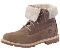 Authentics Teddy Winterschuhe Damen taupe