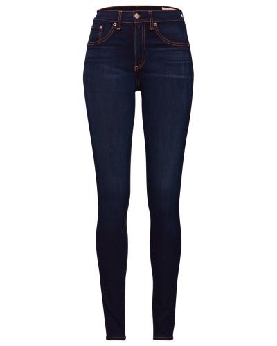 Jeans 'High Rise Skinny' blue denim
