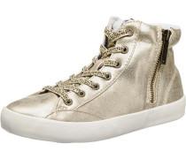 Clinton Combi Sneakers gold