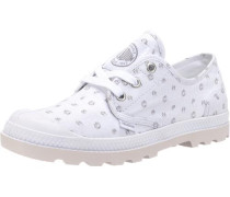 Pampa Oxford Sneakers weiß