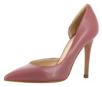 Damen Pumps halboffen pink