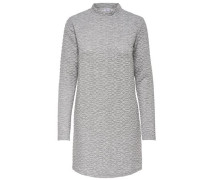 Kleid Sweat grau