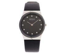 Armbanduhr 32230-442 schwarz