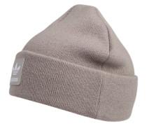 Mütze mit Trefoil-Logo grau