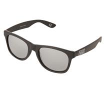Sonnebrille 'Spicoli' schwarz / silber