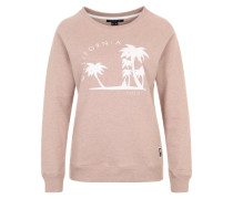 Sweater 'Cali Crewneck' rosé