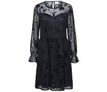 Spitzen-Kleid mit langen Ärmeln