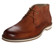 Ankle Boot 'Gun' cognac