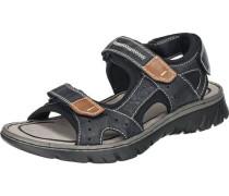 Sandalen enzian