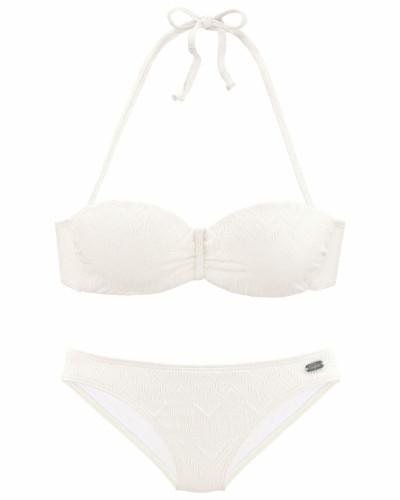 Bikini wollweiß