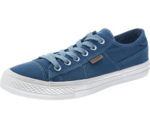 40Dn001 Sneakers Low blau