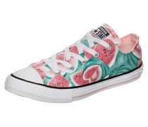 Sneaker 'Chuck Taylor All Star Watermelon OX' türkis / pink